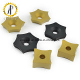 carbure de tungstène tube hexagonal Scarfing insérer
