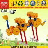 brinquedo de ensino de venda quente do edifício animal de 3D DIY para miúdos