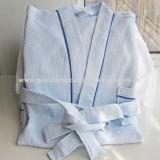 Bambusfaser-Bademantel-Pyjama/Nachtzeug