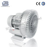 Ventilador de vácuo lateral do ventilador da canaleta para o transporte material