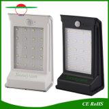 220lumen 태양 에너지 가로등 잘 고정된 램프 LED 점화