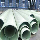 Tubulação resistente à corrosão elevada de FRP/GRP para a água ou o petróleo