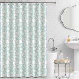 Repelente de água Anti-Bacterial Anti-Fungal Molde a cortina do chuveiro
