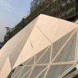 Revêtement en aluminium de maille d'Expaned pour la décoration extérieure