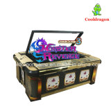 Het muntstuk In werking gestelde het Gokken van de Lijst van het Spel van de Vissen van de Wraak van het Monster Spel van Fishinng van de Arcade
