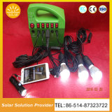 Солнечная энергия банк AC/DC солнечных домашних систем комплекты