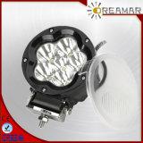 5-дюймовый 90W 6500lm светодиодный индикатор движения автомобиля с 6000K, E-MARK сертификации