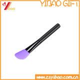 Custom Силиконовая маска деревянным шпателем, инструменты для макияжа, резинового скребка (XY-SMT-177)