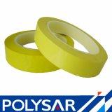 Le film de polyester d'isolation a enduit la bande adhésive acrylique de Mylar