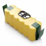 Die neue Batterie der Kehrmaschine-14.4V für Irobot ersetzen