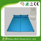 Adhésif de polyuréthane pour l'individu d'adhérence gonflant la garniture de sommeil d'air