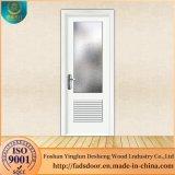 Salle de bains intérieure de porte en verre Desheng PVC Kerala Prix de porte