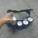 Bolso al aire libre de la poder de bebida de la soda del agua pistolera de la cerveza de 6 paquetes