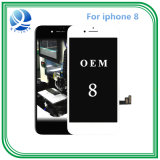 iPhoneのための置換LCDアセンブリタッチ画面8つのLCDの計数化装置
