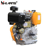 Gele Kleur van de Dieselmotor van Ce de Gediplomeerde (HR192FB)