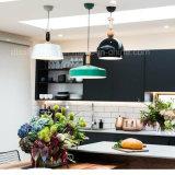 La décoration de salle à manger moderne capot en aluminium d'éclairage de la suspension de la lampe de la télécommande