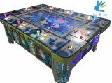 6/8 Machine van het Spel van de Visserij van de Arcade van de Speler Muntstuk In werking gestelde
