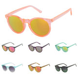Gafas de sol de logotipo personalizado Ex fábrica China UV400 protección antirreflectante