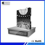 P3.91mm SMD de alta frecuencia de refresco de pantalla de LED RGB de coches