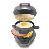 وجبة فطور شطيرة لحميّة سندويتش صانعة آلة بسرعة [هوم بّلينس] ملائمة