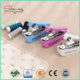 Máquina de costura da mini mão plástica das cores da venda por atacado 4