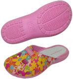 Последней дамы Colgs EVA тапочки повседневный дышащий сандалии