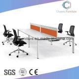 بسيطة أثاث لازم اثنان مقادات خشبيّة طاولة مكتب مركز عمل