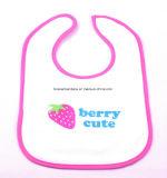 Kundenspezifischer Entwurf druckte Baumwollterry-Baby-Abnützung-Baby-Schellfisch-Schutzblech