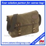 Мужские размеров смазанной Canvas поездки Messenger сумка для поездок