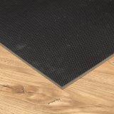 Planches de plancher de configuration de vinyle de PVC de Lvt/tuiles desserrées de tapis