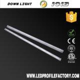 Barra rígida de LED de luz Linear para mercadorias luminária de Retalho Prateleiras Visor Pop