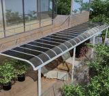 Professionaltelheirocom moldura em alumínio & Polycarbobate telhas