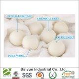 Tessuto naturale Sfera-Riutilizzabile dell'essiccatore organico delle lane di 100%