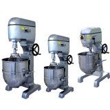 Misturador planetário da lâmina do carrinho da padaria do bolo/ovo/leite/farinha de 3 velocidades