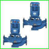 Étape simple verticale de fer de moulage pompe à eau intégrée de 3 phases