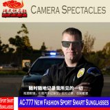 AC-777 occhiali da sole astuti di nuovo di modo 8GB TF sport della scheda (occhiali della macchina fotografica)