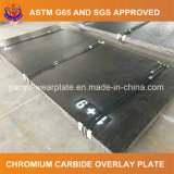 China-Lieferant, der Verschleißfestigkeit Cladded Platten für Rutschzwischenlage bestückt