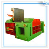 PLC idraulico di alluminio di alta qualità di vendita della fabbrica della Cina che ricicla pressa per balle