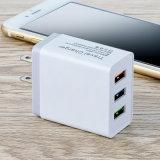 De Adapter van de Lader van de Muur van de Reis USB voor Mobiele Telefoon