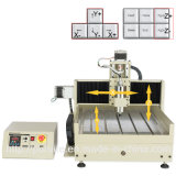 O CNC Madeira 6040 Desktop Router CNC Mini