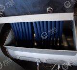 Déchets de l'extrudeuse double agricole Recycilng PP PEHD Film Machine granulation