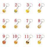 Цепь Emoji курьерская ключевая для выдвиженческого подарка