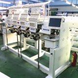 Costuras Wonyo computarizado Tshirt 4 jefes de la máquina de bordado