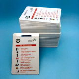 Scheda di controllo dei accress di prossimità RFID del PVC LF 125kHz Hitag2 dell'identificazione