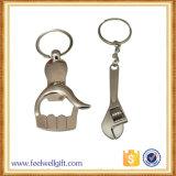El sostenedor del clave del encadenamiento dominante, anillos dominantes, regalos promocionales, aduana hace, personalizado hace, Metal el encadenamiento dominante