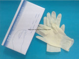 Wegwerflatex-Prüfungs-Handschuhe - medizinischer Grad und industrieller Grad