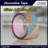 Glitter cinta adhesiva cintas decoración DIY Glitter multifunción