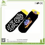 Оптовое цена носка Trampoline, подгонянный носок сжатия с вашим логосом