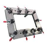 Hardware de metal de precisão de peças plásticas peças maquinado CNC