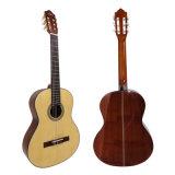 Heiße Verkaufs-handgemachte Weinlese-klassische Gitarre China-Aiersi